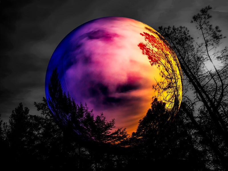 Faux Moon