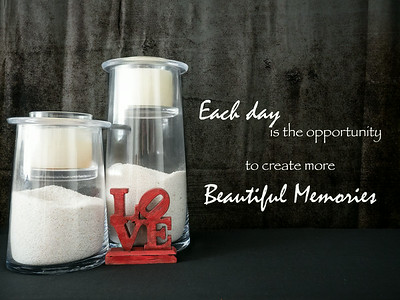 Create More Beautiful Memories