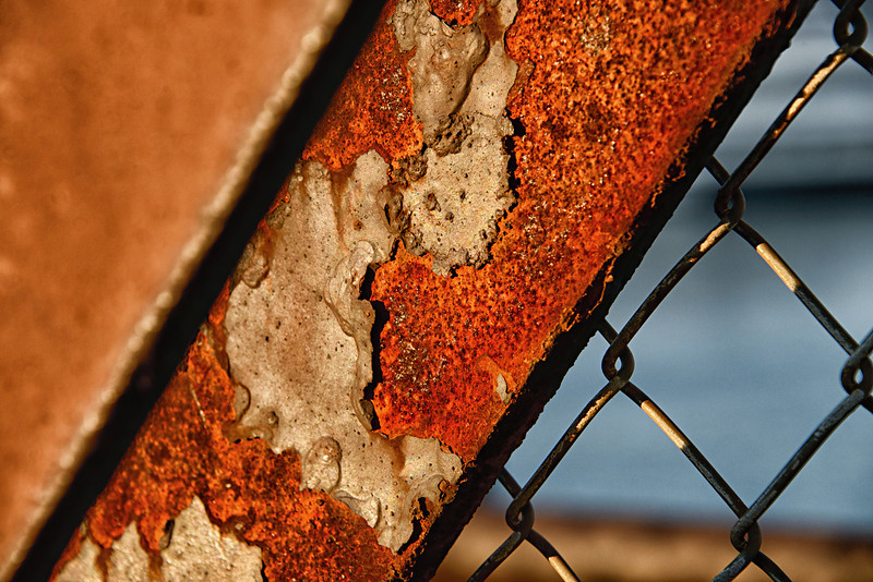 Rusted Remnants
