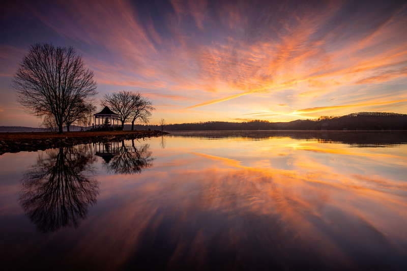 Claytor Lake Sunrise