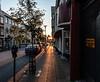 Reykjavík City Sunset