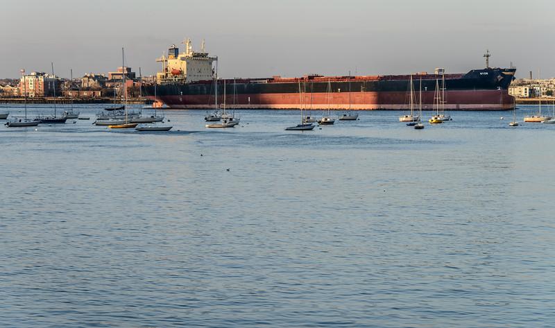 Tanker Sail