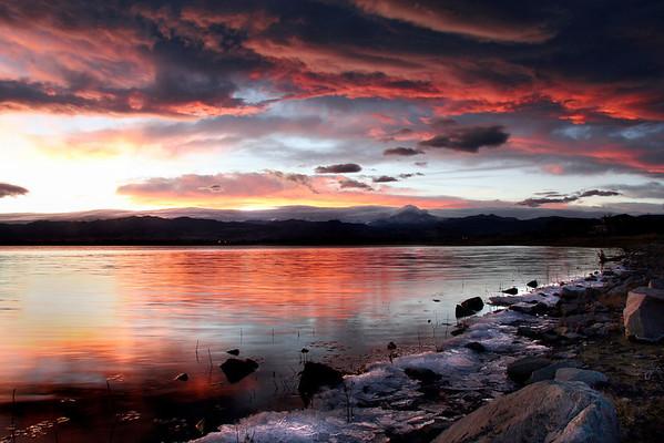 MacIntosh Lake, Longmont, CO