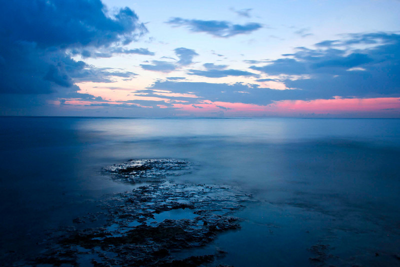 Stingray Beach, Sunabe, Okinawa, Japan