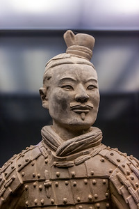 Terra cotta warrior, Xian China