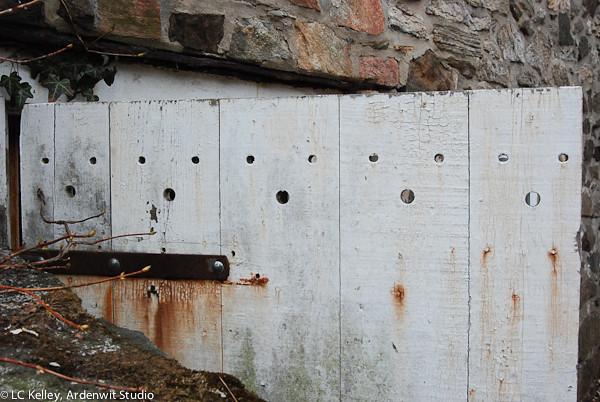 Door Re Mi Fa Sol (Tyler Arboretum)