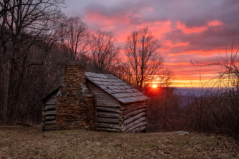 Smart View Cabin on the Blue Ridge Parkway