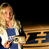 Hillsboro cross-country runner Brooklyn Zink was named a North Dakota Class B all-state runner after her 14th-place finish at the 2010 state meet last weekend.