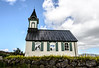 Dainty Thingvellir Church