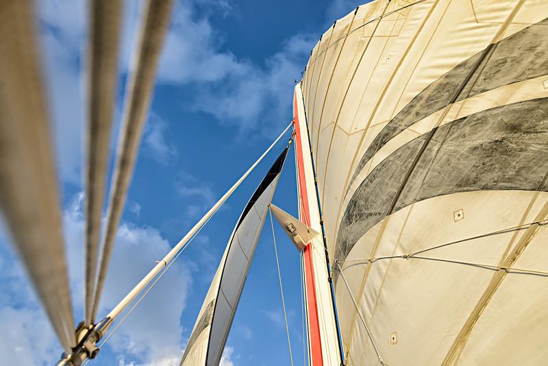 Raising Sail
