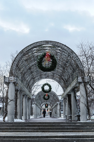 Holiday Arches