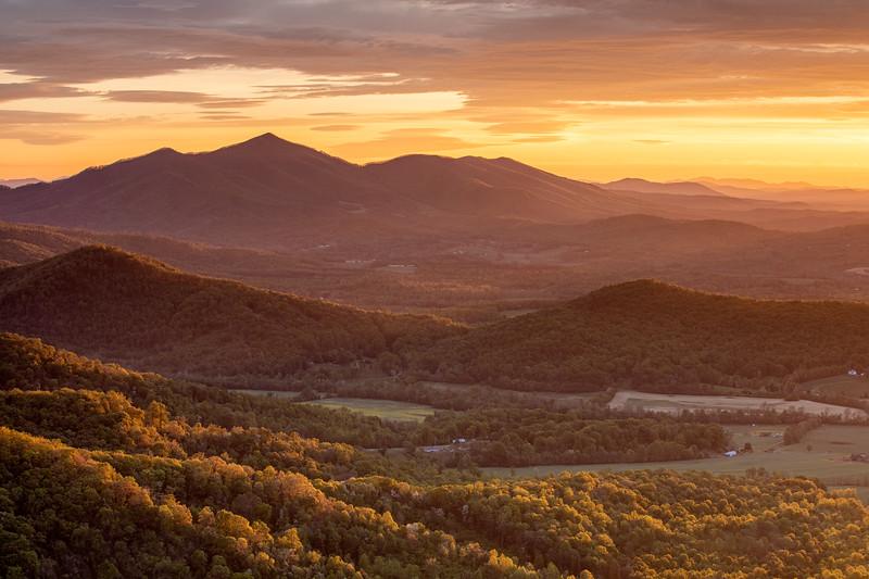 Pine Spur Sunrise