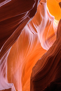 Curves, Upper Antelope Canyon