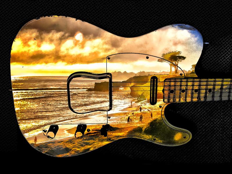 Beach 'n' Guitar