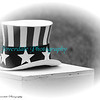 Uncle Sam's Hat B&W-5x7