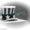 Uncle Sam's Hat B&W-5x7