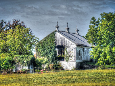 Barn - HDR Virginia
