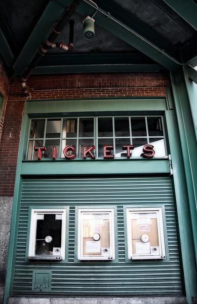 Fenway Tickets