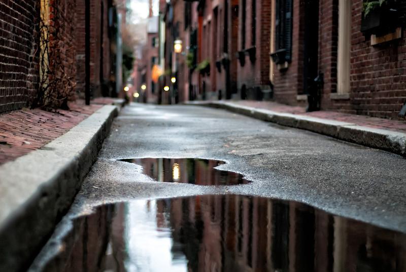 Street Level Silence