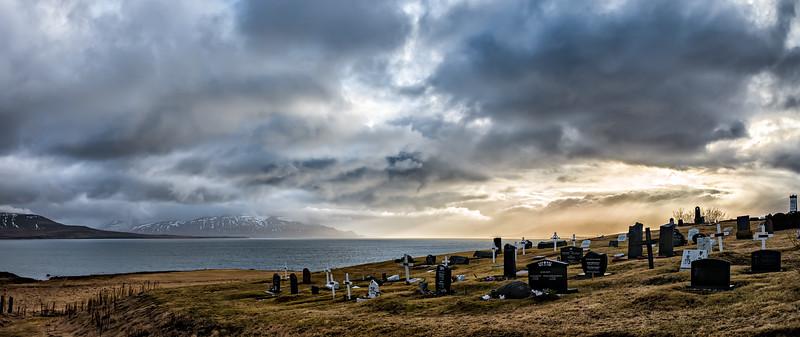Hvalfjörður Resting Place