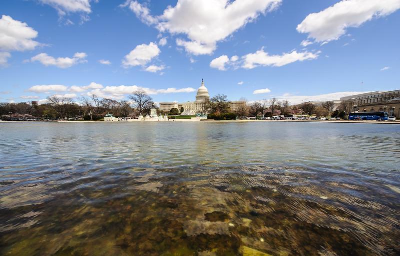 Capitol Moat