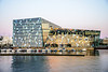 Harpa Concert Hall at Sunset