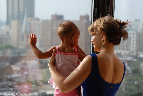 Svetlana and Natalie Milling (Philadelphia)