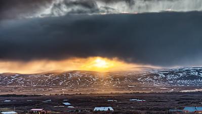 Icelandic Fire