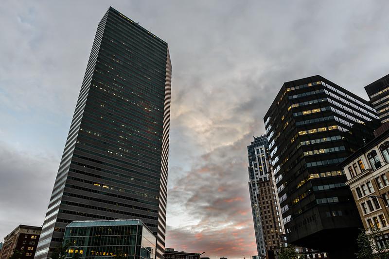 Financial Sunset