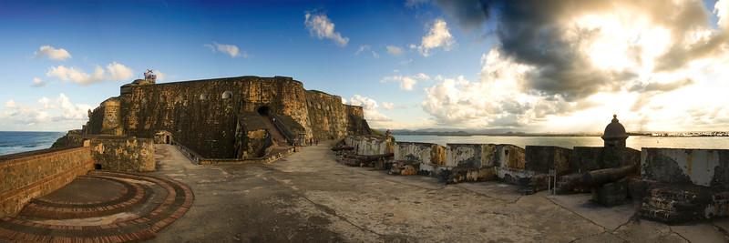 Fortress El Moro -- San Juan, Puerto Rico