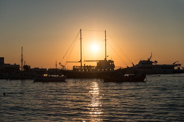 Old Port of Mykonos