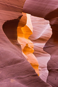 Lower Antelope Canyon, The Carrot