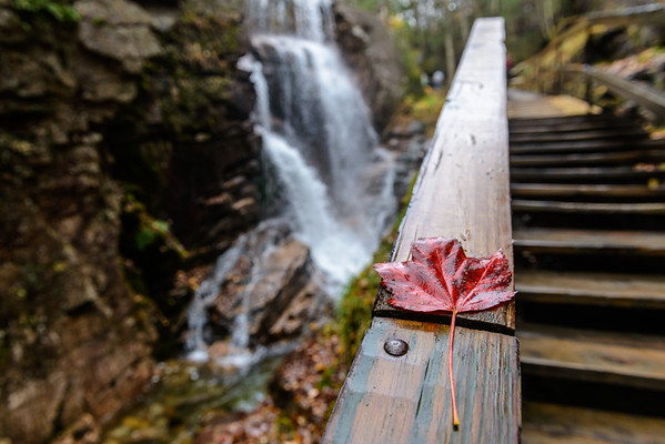 Flume Gorge Stairs
