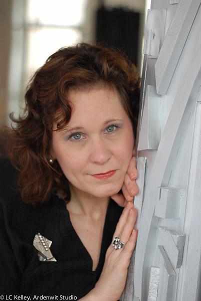 Maria Nevelson, sculptor