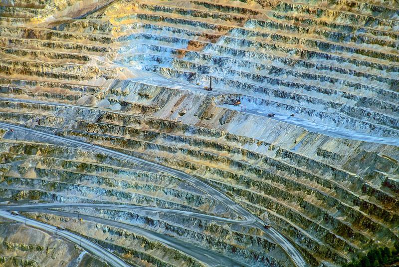 Big Hole (Bingham Copper Mine)