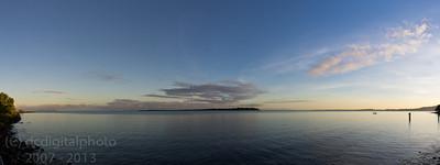 Fijian dawn