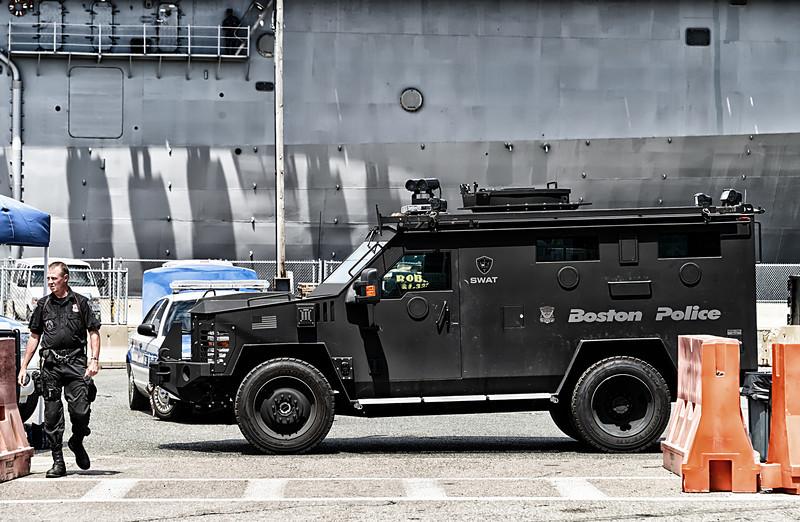 SWAT Walk