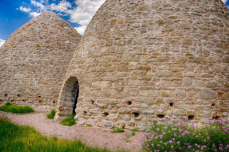 Charcoal Kilns   Piedmont   WY