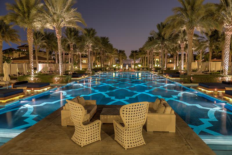 Palm's Pool