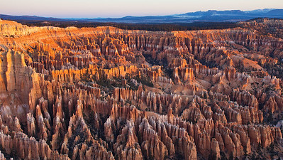 Bryce Canyon during Sunrise @ Bryce Point