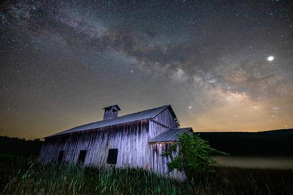 Glen Alton Milky Way
