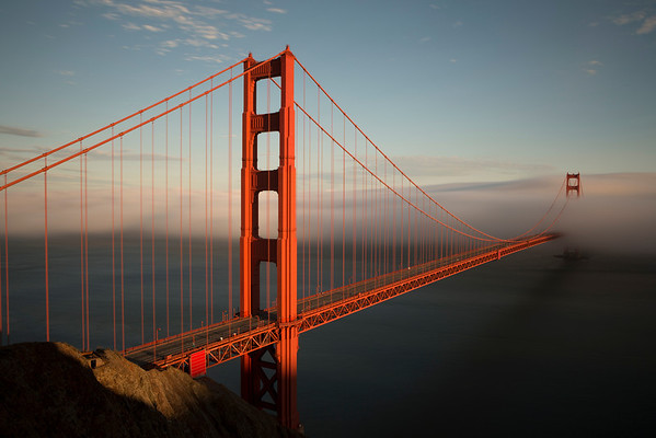 Golden Gate Bridge, San Francisco, California (2013 Kelly J. Owen)