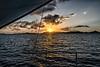 Sail's Last Rays
