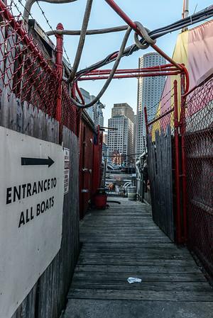 City Boat Entrance