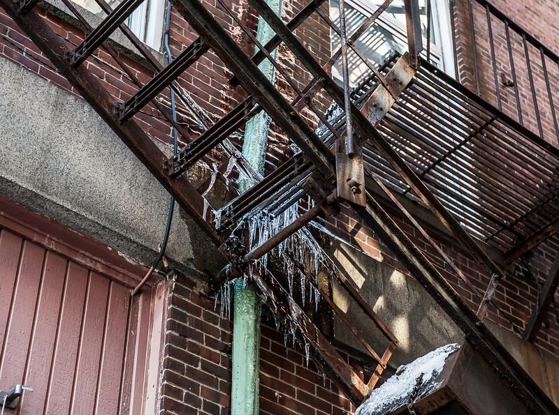 Icy Escape