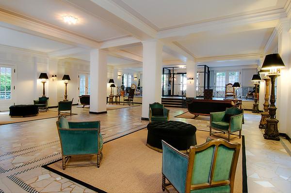 Ornate Lobby