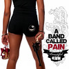 "Album Image Art- A Band Called Pain ""Beautiful Gun"""