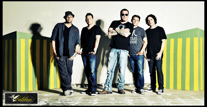 "**Copyright Protected** CalibreePhotography- SmashMouth 2012 ""Magic"" Album Photo /Video Shoot"
