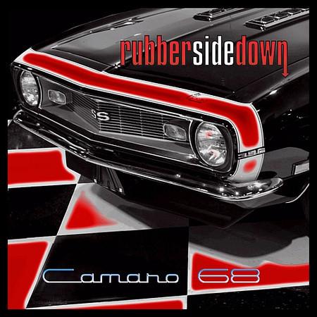 """Album Art- Rubbersidedown """"Camaro 68"""""""