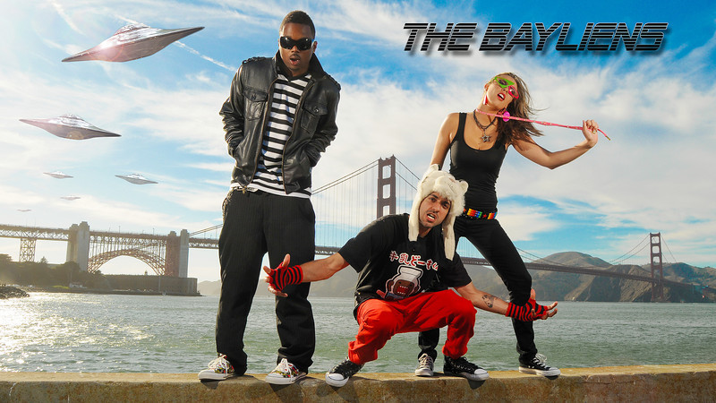 The Bayliens 2010